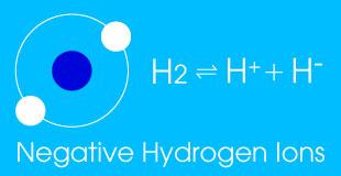 マイナス水素イオンについてのイメージ